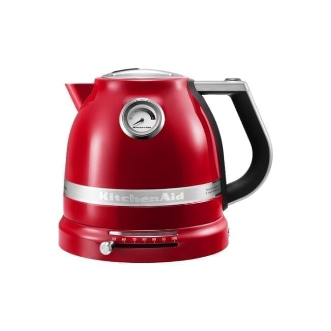 Wasserkocher Artisan Empire Rot