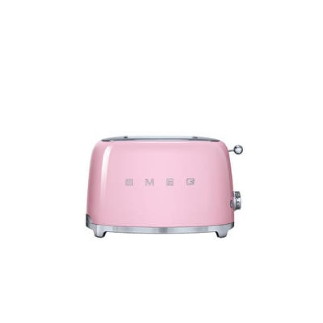 SMEG 2 Scheiben Toaster Cadillac Pink