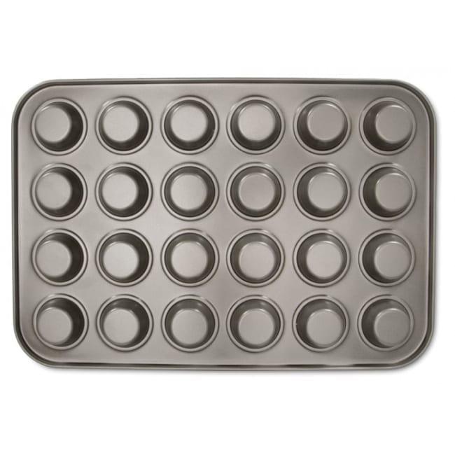Bachblech Mini-Muffins