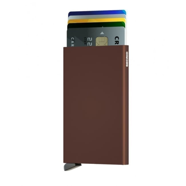 Cardprotector Brown