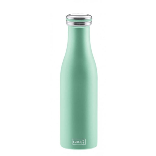 Isolier-Flasche 0,5L Pearl Green Lurch