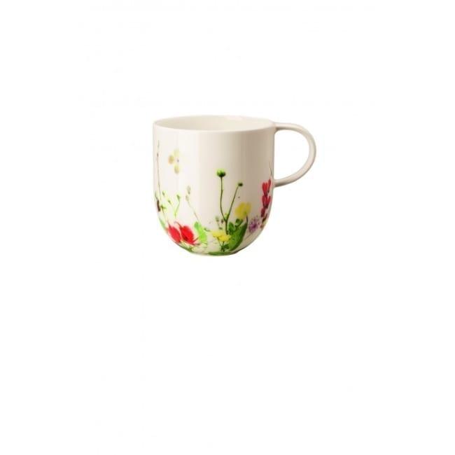 Fleur Sauvages - Becher mit Henkel Rosenthal