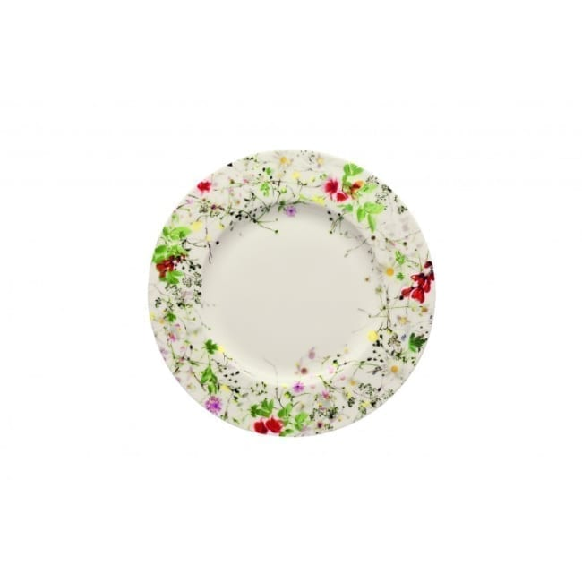 Fleurs Sauvages - Frühstücksteller 23cm Fahne Rosenthal
