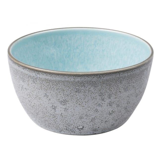 Bowl grey/blue 10 cm Bitz