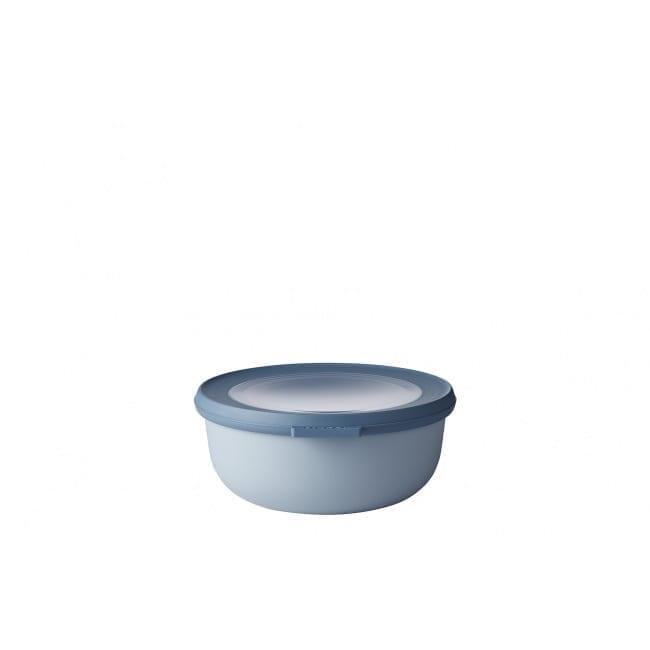 Multi Bowl nordic blue 1250 ml flach - Mepal