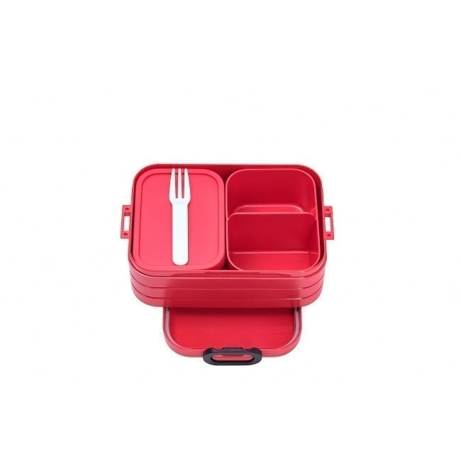 Bento Lunchbox midi nordic red - Mepal Brotdose