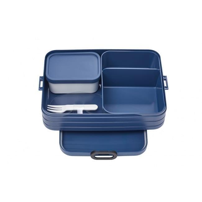 Bento Lunchbox large nordic denim - Mepal Brotdose
