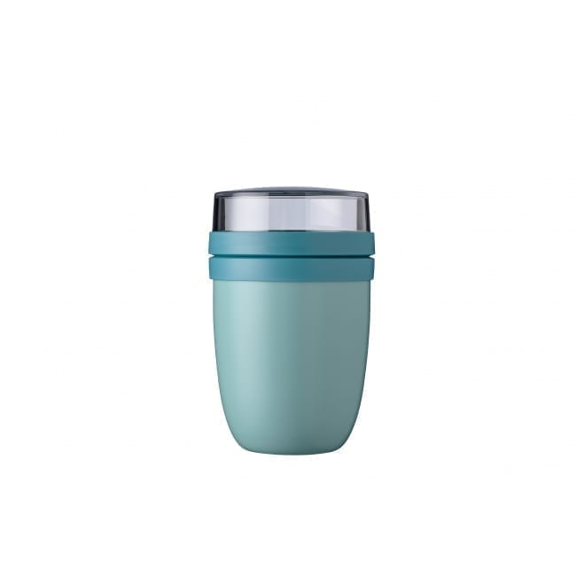 Lunchpot Ellipse nordic green - Mepal