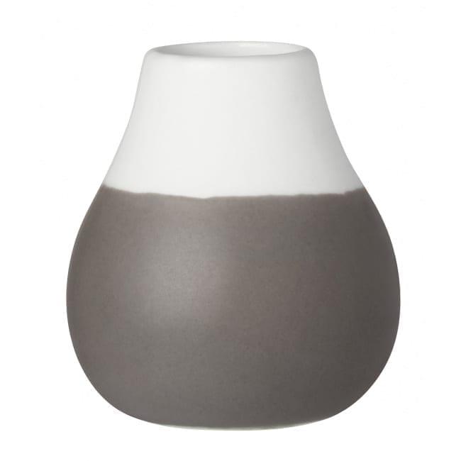 Mini Vasen, 4er Set grau - Räder