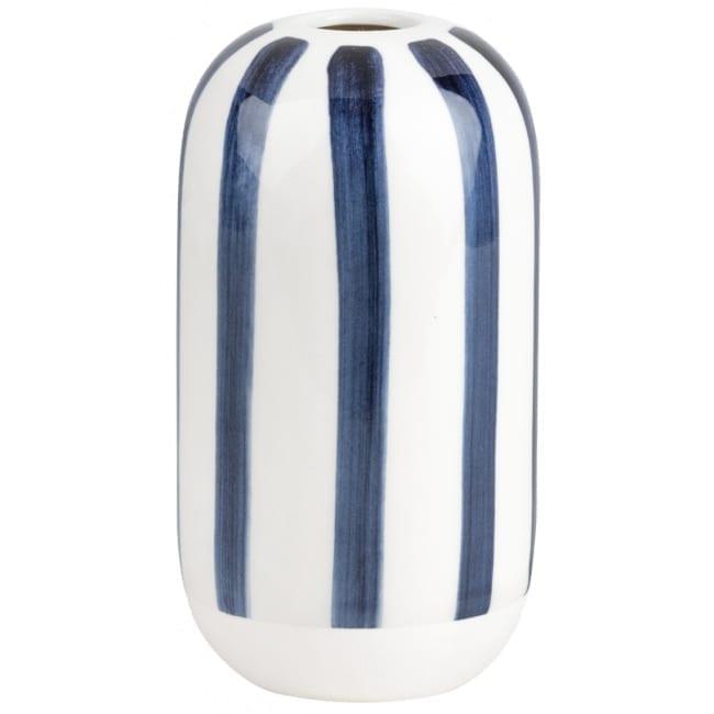 Vase Streifen - Räder