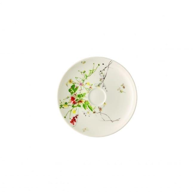 Kombi-Untertasse/ Coup 15,5 cm - Fleurs Sauvages Rosenthal