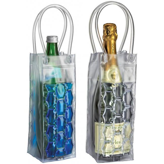 Flaschenkühltasche Frosty Klar - Cilio