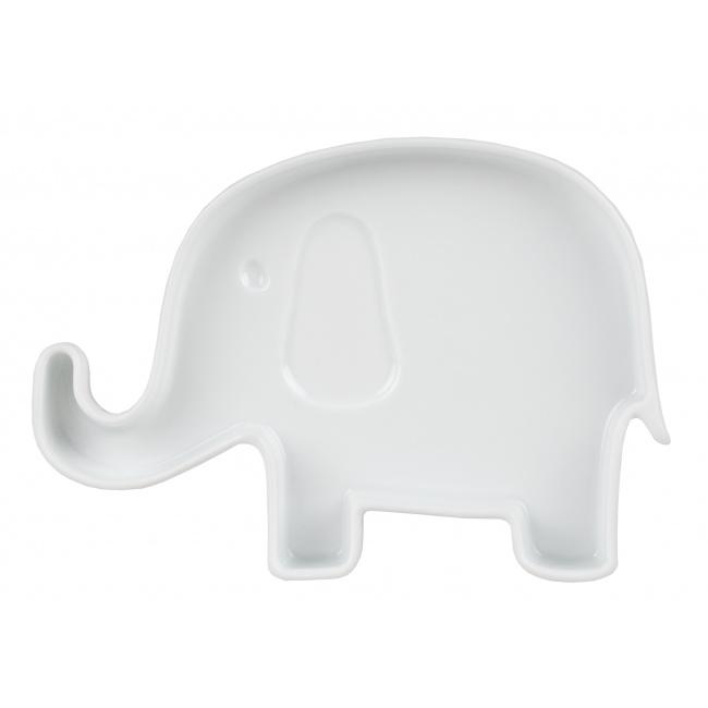 Teller Elefant Kids - Räder